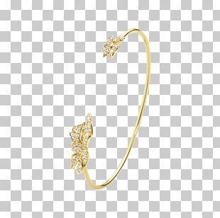 Jewellery Bracelet Bangle Brilliant Gold PNG