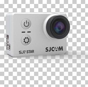 SJCAM SJ7 STAR YI Technology YI 4K Action Camera Video Cameras PNG