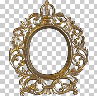Frames Oval Decorative Arts Antique Wood PNG