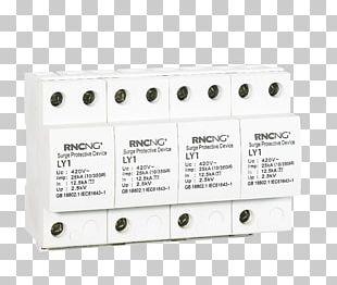 Electronic Component Circuit Breaker Technology Electronic Circuit Electrical Network PNG