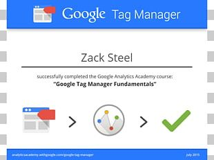 Google Tag Manager Certification Tag Management System Google Analytics PNG