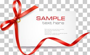 Template Coupon Gift Card PNG