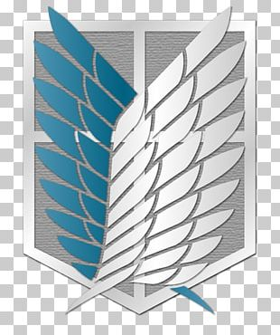 Attack On Titan A.O.T.: Wings Of Freedom Eren Yeager Logo Anime PNG