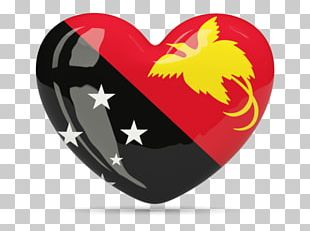 Flag Of Papua New Guinea New Britain PNG