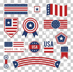 United States Flag Euclidean PNG