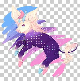 Horse Fairy Cartoon PNG