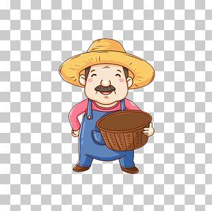 Fellah Farmer Animation PNG