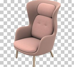 Model 3107 Chair Egg Wing Chair Swan PNG