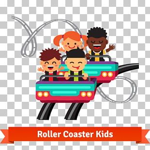 T-shirt Roller Coaster Amusement Park Illustration PNG