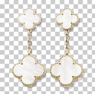 Earring Van Cleef & Arpels Love Bracelet Jewellery Necklace PNG