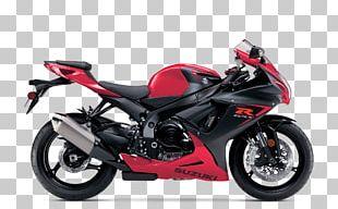 Suzuki GSX-R Series Suzuki GSX-R600 Motorcycle Suzuki GSX Series PNG