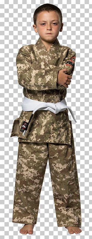 Military Uniform Military Camouflage Brazilian Jiu-jitsu Gi PNG