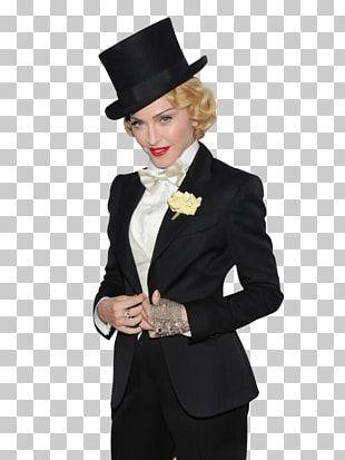 Madonna Top Hat PNG