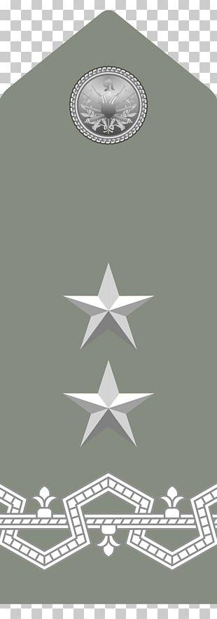 Army Corps General Military Rank Lieutenant General Greca PNG