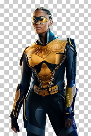 Thunder Black Lightning Nafessa Williams The CW Television Network PNG