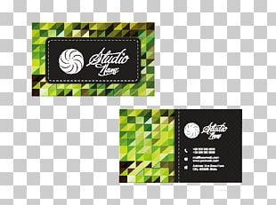 Business Card Design Corporate Identity Visiting Card PNG