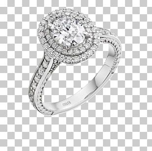 Engagement Ring Diamond Cut Wedding Ring Jewellery PNG