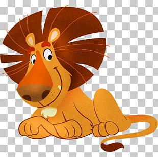 Lion Sticker Child Room Adhesive PNG