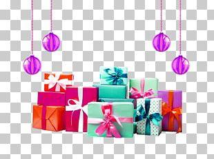 Christmas Ornament Gift PNG