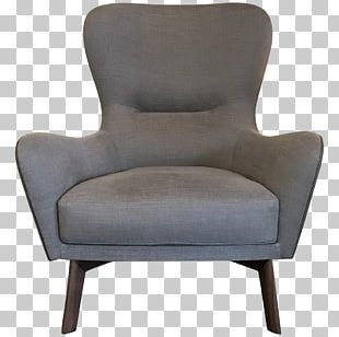 Club Chair Furniture Chaise Longue Armrest PNG