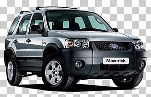 Ford Maverick Jeep Car Sport Utility Vehicle PNG