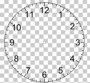 Clock Face Time Digital Clock PNG