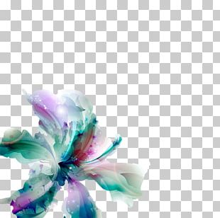 Floral Design Drawing Flower Art PNG