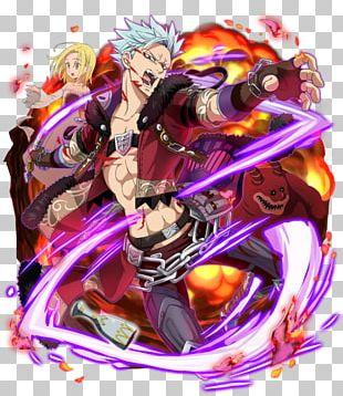 The Seven Deadly Sins Meliodas Manga PNG