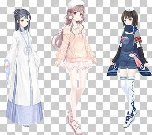 Miracle Nikki Clothing Costume Design Outerwear PNG