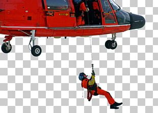 Helicopter Air-sea Rescue Firefighter Coast Guard PNG