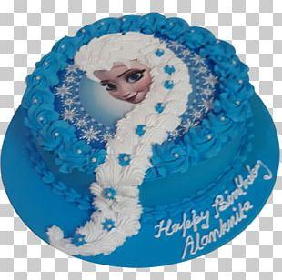 Birthday Cake Torte Elsa Cake Decorating PNG