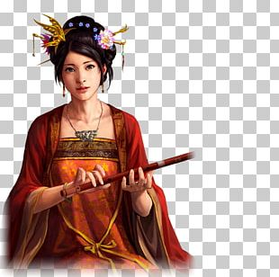 Costume Collecting Romance Of The Three Kingdoms 13 PNG