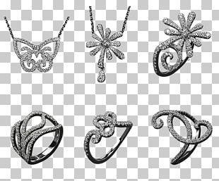 Product Design Silver Body Jewellery PNG