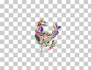 Rooster Of Barcelos Chicken Graphic Design PNG
