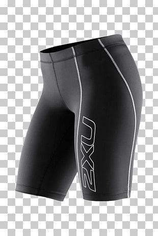 Shorts 2XU Clothing Compression Garment Sportswear PNG