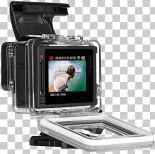 GoPro Video Cameras Action Camera Touchscreen PNG