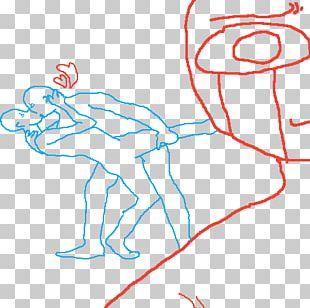Pixel Art Line Art Drawing PNG