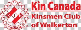 Kin Canada The Kinsmen Club Of The Miramichi Red Deer St. Albert Calgary Stampede PNG
