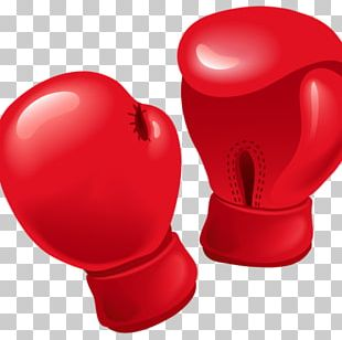 Boxing Glove Sport PNG