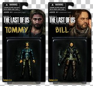 The Last Of Us Part II Action & Toy Figures G.I. Joe PNG