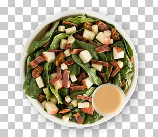 Spinach Salad Fattoush Vegetarian Cuisine Leaf Vegetable Recipe PNG