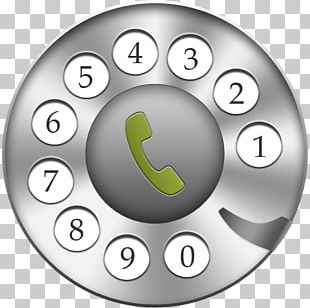 Dialer Telephone Android IPhone PNG