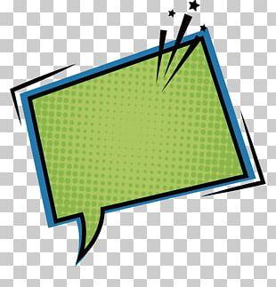 Rectangle Dialog Box Green Euclidean PNG