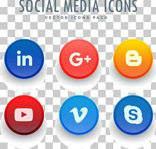 Social Media Icon PNG