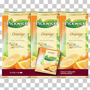 Green Tea Pickwick Earl Grey Tea Tea Bag PNG
