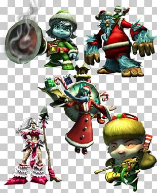 League Of Legends Riot Games Christmas Free-to-play Video Game PNG
