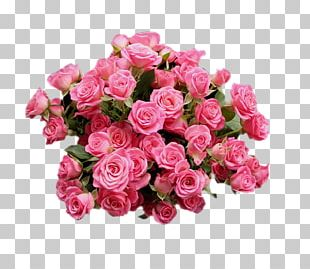 Flower Bouquet Rose Cut Flowers PNG