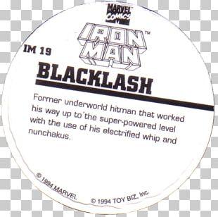 Iron Man Marvel Comics Milk Caps Toy Biz PNG