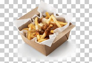 McDonald's French Fries Poutine Junk Food PNG