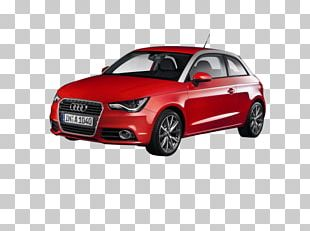 Audi A1 1.4 TFSI MINI Car PNG